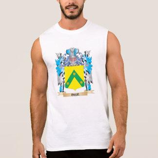 Escudo de armas de Inge - escudo de la familia Camisetas Sin Mangas