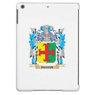 Escudo de armas de Ingham - escudo de la familia