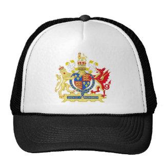Escudo de armas de Inglaterra Gorra
