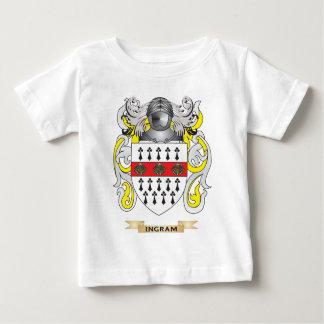 Escudo de armas de Ingram (escudo de la familia) Tee Shirt