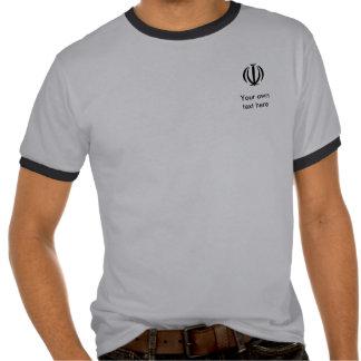 Escudo de armas de Irán Camiseta