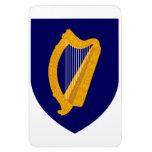 Escudo de armas de Irlanda Imanes