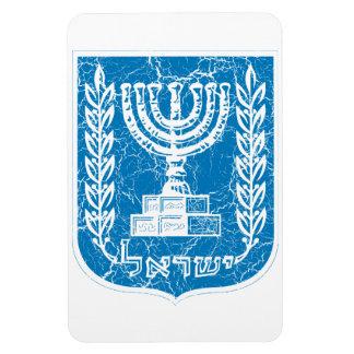 Escudo de armas de Israel Imán