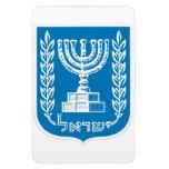 Escudo de armas de Israel Iman