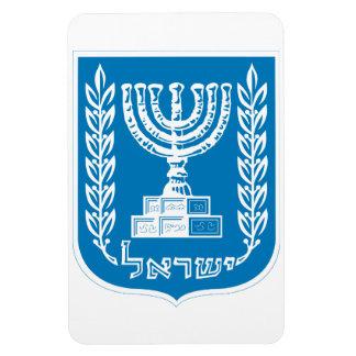 Escudo de armas de Israel Imanes De Vinilo