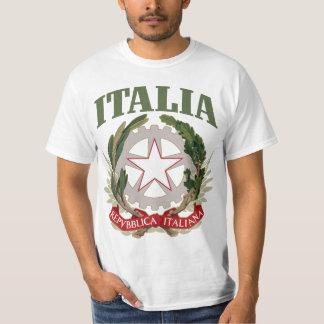 Escudo de armas de Italia Polera