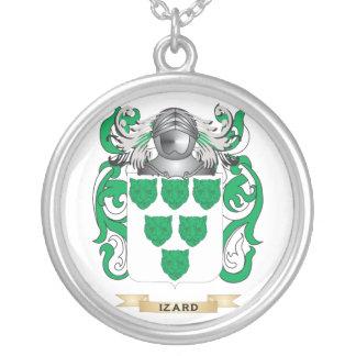 Escudo de armas de Izard (escudo de la familia) Grimpola Personalizada