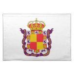 Escudo de armas de Jaén Mantel Individual