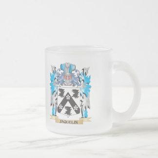 Escudo de armas de Jaquelin - escudo de la familia Taza