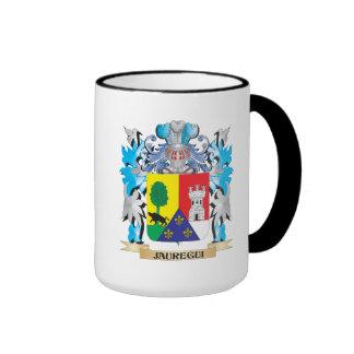 Escudo de armas de Jauregui - escudo de la familia Taza De Dos Colores