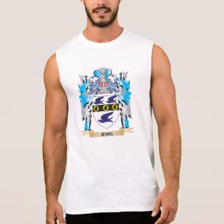 Escudo de armas de Jerg - escudo de la familia Camiseta Sin Mangas