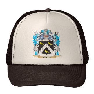 Escudo de armas de Jervis - escudo de la familia Gorras De Camionero