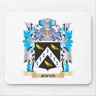 Escudo de armas de Jervis - escudo de la familia Alfombrilla De Ratón