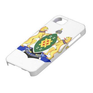 Escudo de armas de Johannesburg iPhone 5 Carcasa