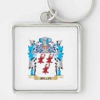 Escudo de armas de Jolley - escudo de la familia Llaveros