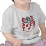Escudo de armas de Jolley (escudo de la familia) Camiseta