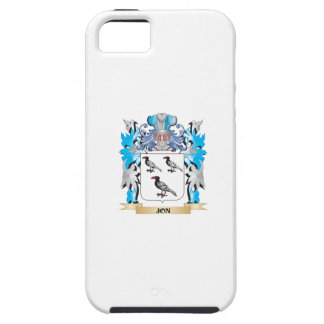 Escudo de armas de Jon - escudo de la familia iPhone 5 Case-Mate Fundas