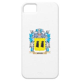 Escudo de armas de Jonas - escudo de la familia iPhone 5 Carcasa