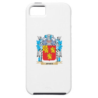 Escudo de armas de Jones - escudo de la familia iPhone 5 Cárcasas