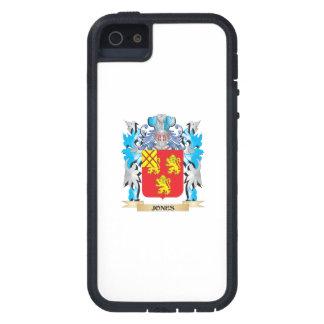 Escudo de armas de Jones - escudo de la familia iPhone 5 Protectores