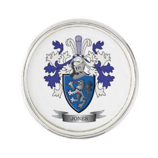 Escudo de armas de Jones Insignia