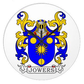 Escudo de armas de Jowers Relojes