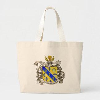 Escudo de armas de Juan Bancroft de Lynn mA 1632