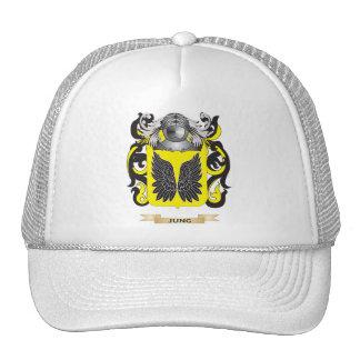 Escudo de armas de Jung (escudo de la familia) Gorros