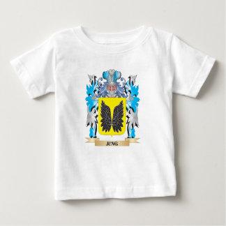 Escudo de armas de Jung - escudo de la familia Camiseta