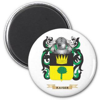 Escudo de armas de Kaiser (escudo de la familia) Imán Redondo 5 Cm