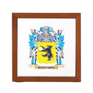 Escudo de armas de Kasparov - escudo de la familia