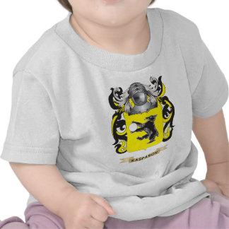 Escudo de armas de Kasparov (escudo de la familia) Camiseta