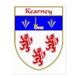 Escudo de armas de Kearney/escudo de la familia