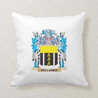 Escudo de armas de Kelleher - escudo de la familia Cojín