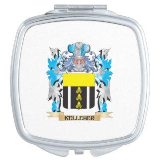 Escudo de armas de Kelleher - escudo de la familia Espejos Para El Bolso