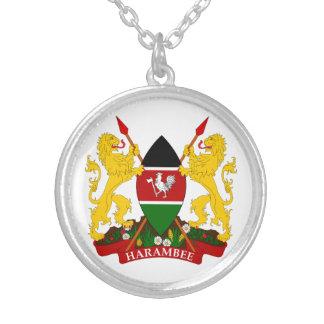 Escudo de armas de Kenia Grimpola