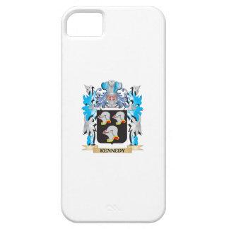 Escudo de armas de Kennedy - escudo de la familia iPhone 5 Funda