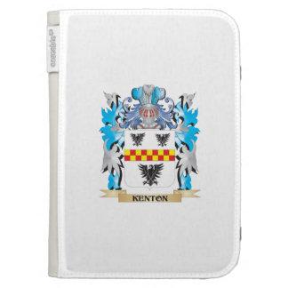 Escudo de armas de Kenton - escudo de la familia