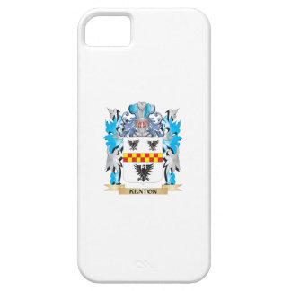 Escudo de armas de Kenton - escudo de la familia iPhone 5 Cárcasas
