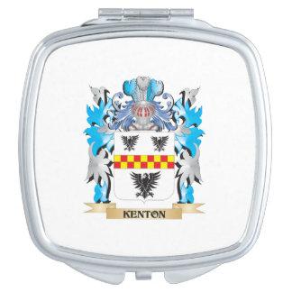 Escudo de armas de Kenton - escudo de la familia Espejo Para El Bolso