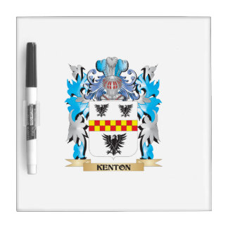 Escudo de armas de Kenton - escudo de la familia Pizarra