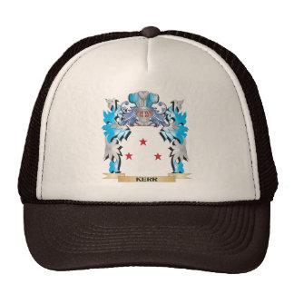 Escudo de armas de Kerr - escudo de la familia Gorro De Camionero