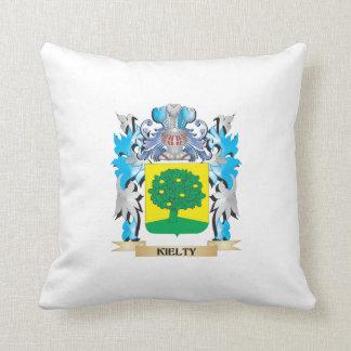 Escudo de armas de Kielty - escudo de la familia Almohada