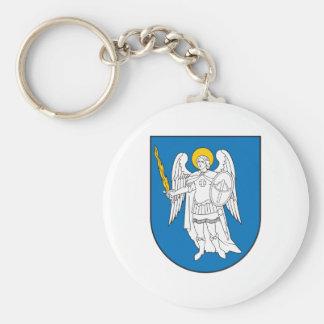 Escudo de armas de Kiev Llaveros Personalizados