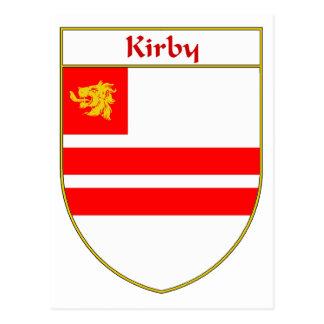 Escudo de armas de Kirby/escudo de la familia Postal