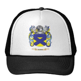 Escudo de armas de Kirk (escudo de la familia) Gorros Bordados