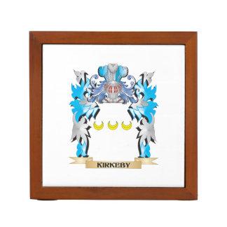 Escudo de armas de Kirkeby - escudo de la familia