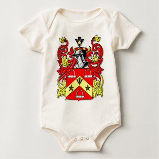 Escudo de armas de Kirkwood Body Para Bebé