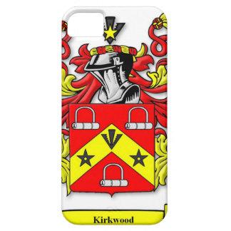 Escudo de armas de Kirkwood Funda Para iPhone 5 Barely There
