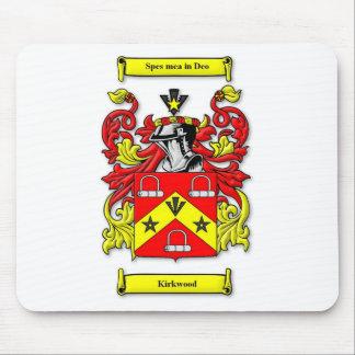 Escudo de armas de Kirkwood Mouse Pad